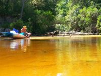 Kayak Contemplation